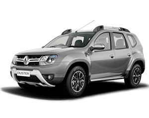 thrifty location voiture guadeloupe Renault Duster