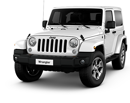 thrifty location voiture guadeloupe Jeep Wrangler 3D