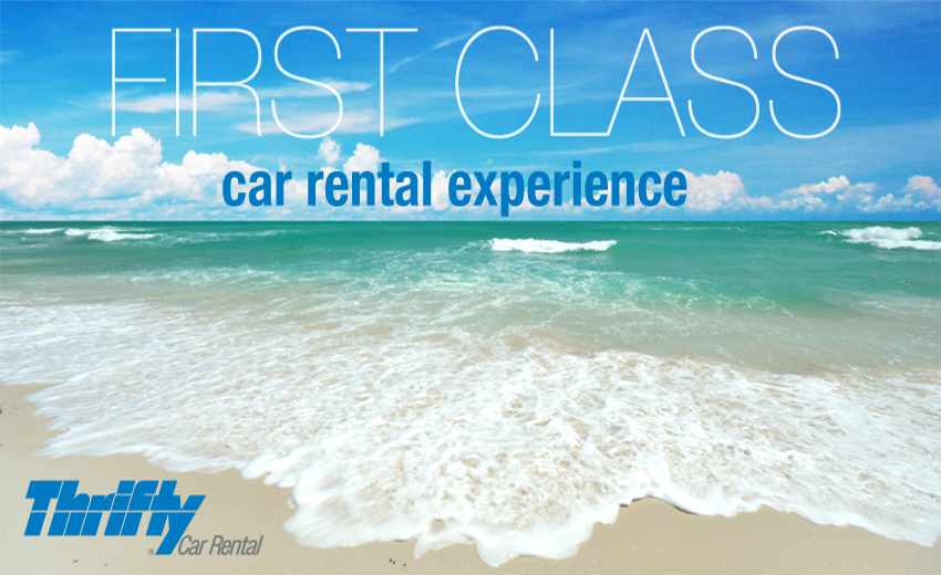 Thrifty Saint Barth Rental Car